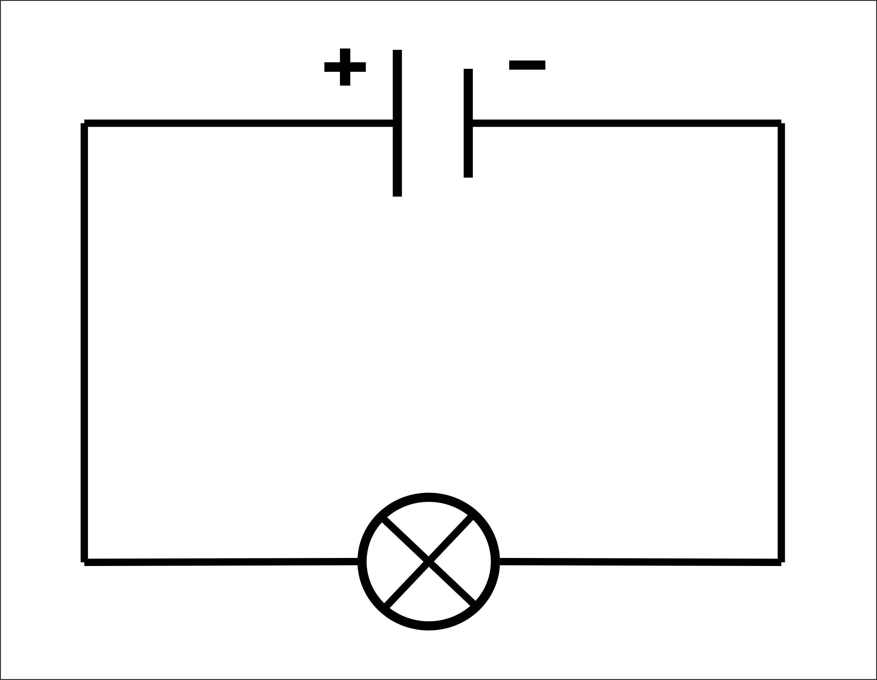 Как построить схему электрической цепи