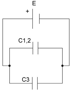 2 kondensatori parallelno